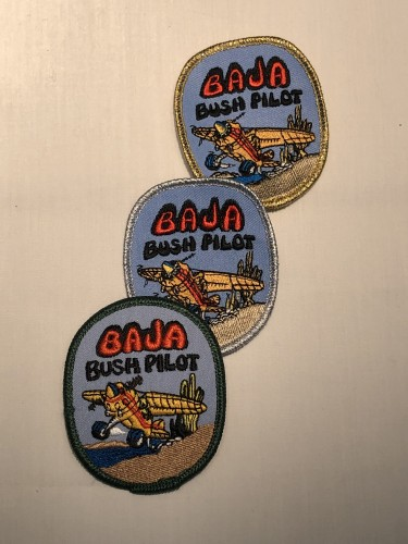 BBP Cloth sew on Patch